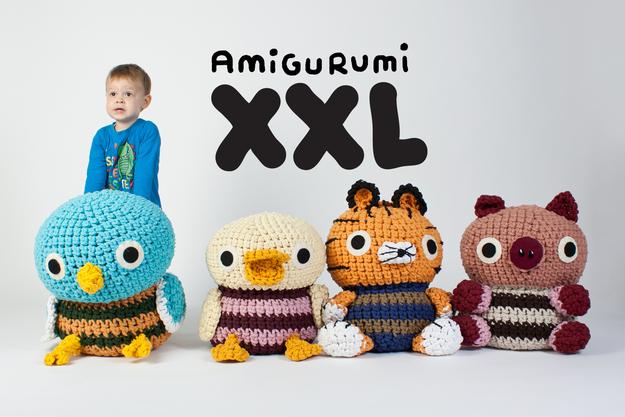 Amigurumies xxl lalala toys 02