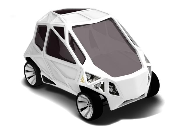 Exo concept car 3 design by mark beccaloni mauro fragiotta