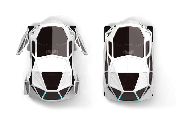 Exo concept car 2 design by mark beccaloni mauro fragiotta 2